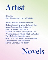 David Maroto and Joanna Zielinska: Artist Novels