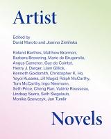 David Maroto and Joanna Zielinska: ArtistNovels