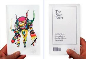 Amy Blaxland, Ashley Opheim, Lena Suksi, and Stephen Thomas: The Four Poets: Volume 3