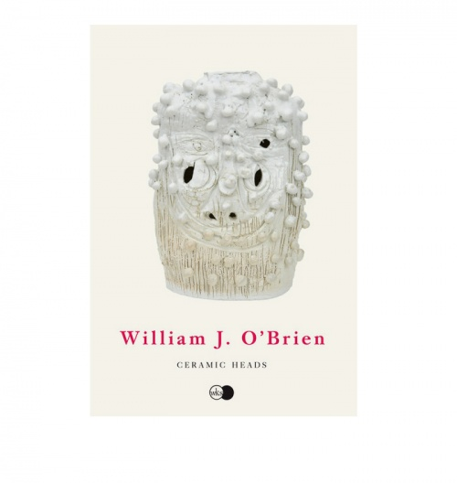 william j o'brien ceramic heads