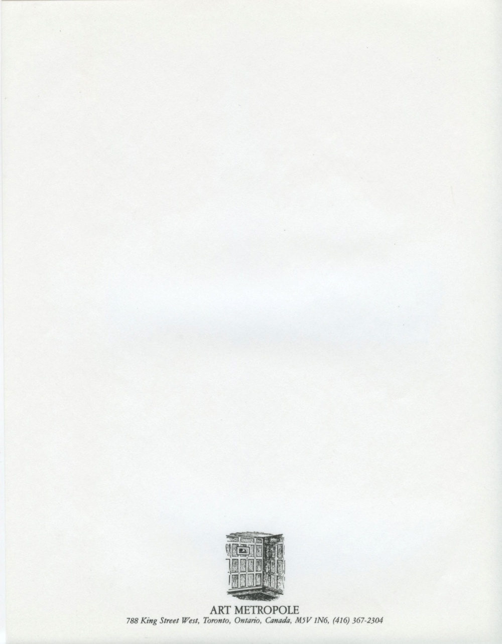 Art Metropole (Wall)