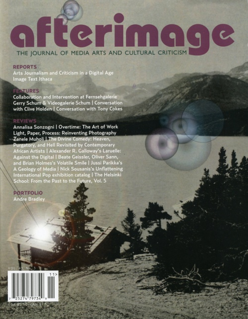 afterimage vol 43