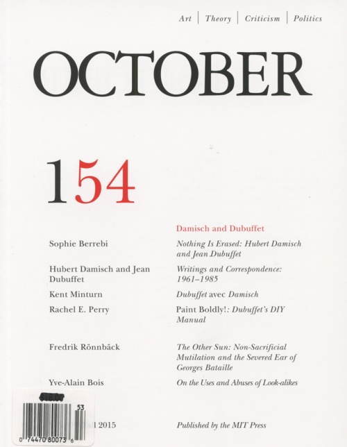 October Magazine Issue 154