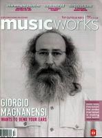 Musicworks Magazine (Winter 2013)