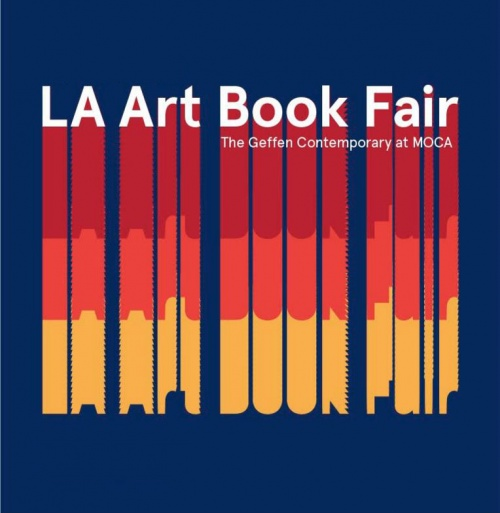 LA Art Book Fair Logo
