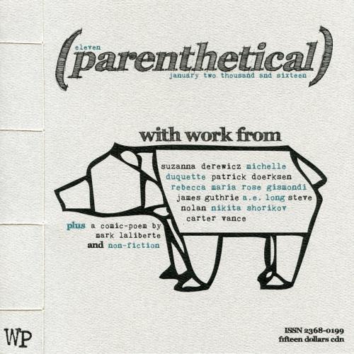 parenthentical issue 11
