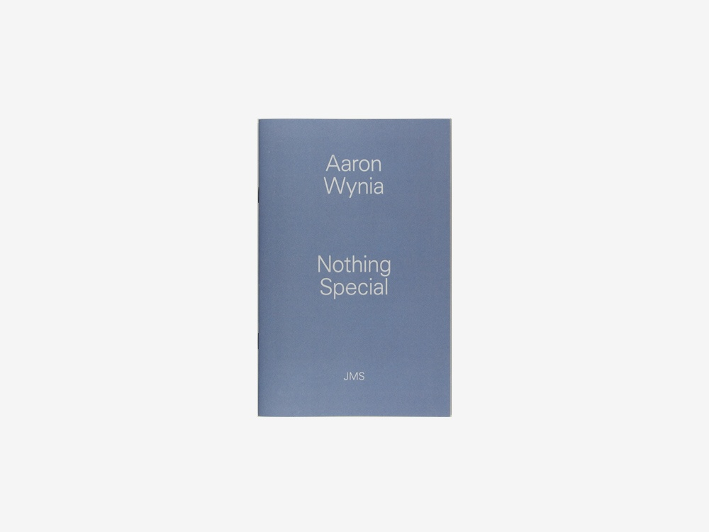 Nothing Special by Aaron Wynia