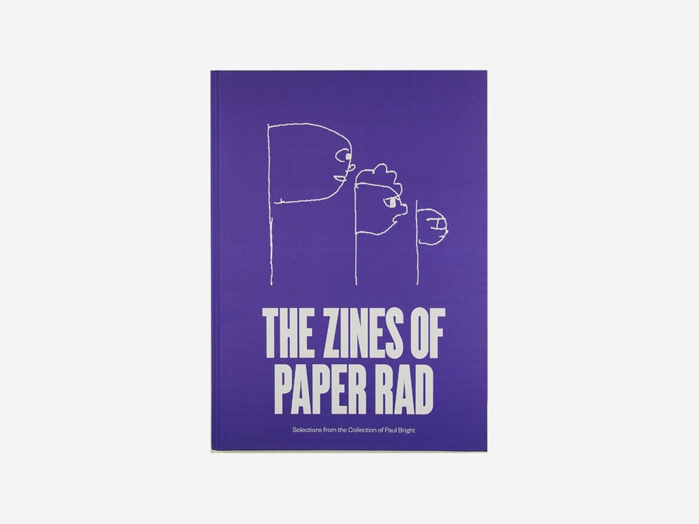 The Zines of Paper Rad