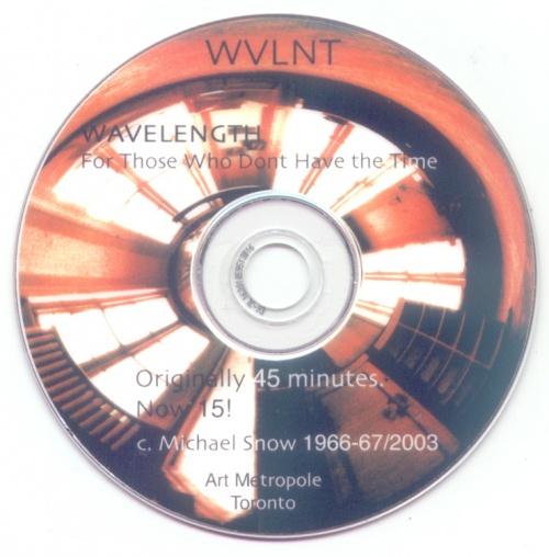 Michael Snow's WVLNT