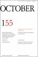 october magazine issue 155
