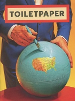 Maurizio Cattelan and Pierpaolo Ferrari: Toilet Paper Issue 12