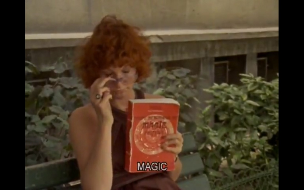 Still from Jacques Rivette film