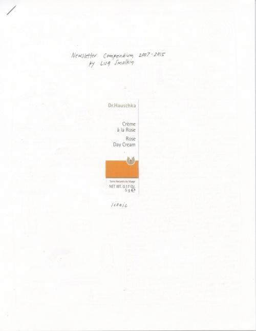 Newsletter Compendium 2007-2015