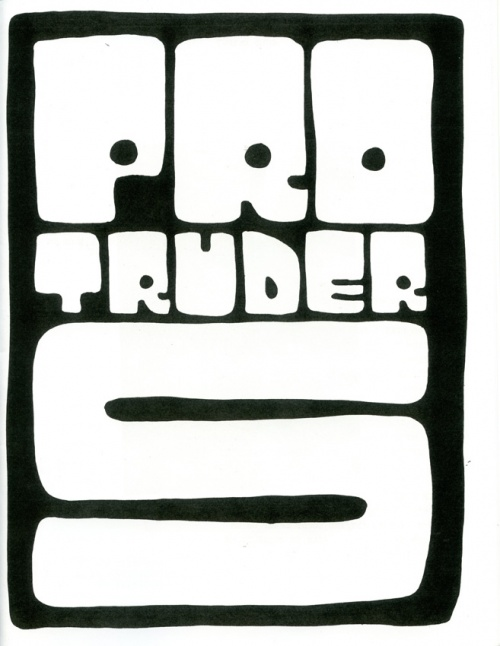 Protruders Song Book