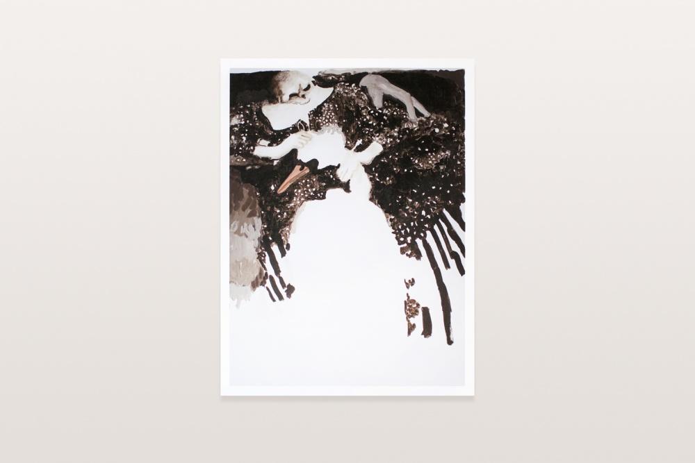 Death Strangles the Swan