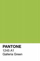Galleria Green PantonePoster