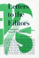 Anna M. Szaflarski: Letters to theEditors
