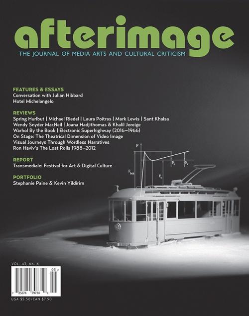 Afterimage Vol. 43, No. 6