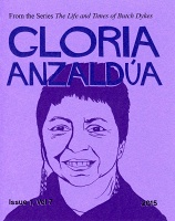 Eloisa Aquino: The Life & Times of Butch Dykes: Gloria Anzaldúa