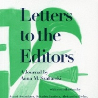 Letters To The Editors, cover detail