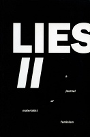 LIES Volume II