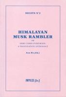 Fan Wu: Himalayan MuskRambler