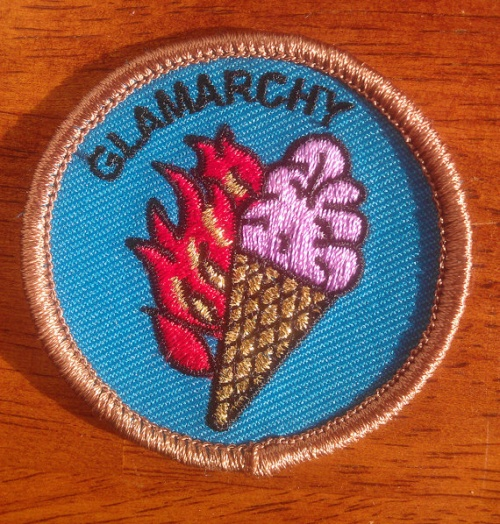 Queer Scout Merit Badge 1
