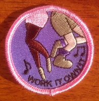 Mary Tremonte: Queer Scout Merit Badge Set
