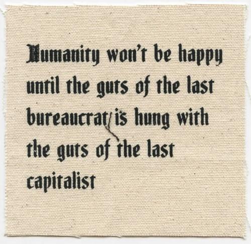 Humanity won't be happy