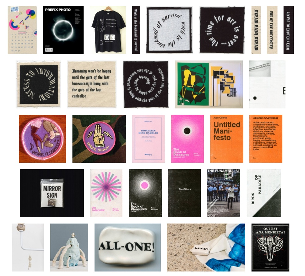 WISH LISTS BY ARTISTS