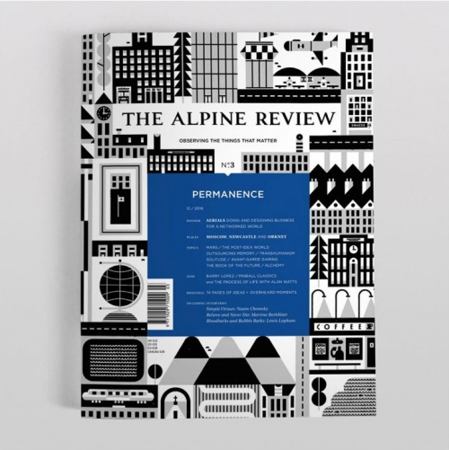 The Alpine Review Issue 3