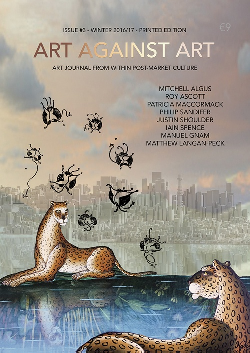 Art Against Art, Issue #3
