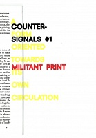Counter-Signals #1