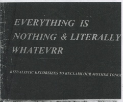 Ari Perezdiez: Everything Is Nothing & Literally Whatevrr
