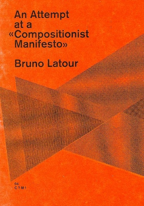 An Attempt at a Compositionist manifesto