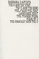 Barbara Kapusta: The 8 and theFist