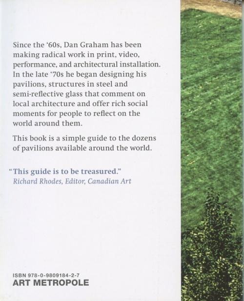 AMP0901 Dan Graham Pavillions: A Guide, Josh Thorpe