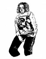 cherry kutti: BIG FANShirts