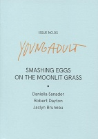 Jaclyn Bruneau, Robert Dayton, Jacquelyn Ross, and Daniella Sanader: Young Adult // Issue No. 03