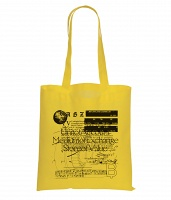 Chris Lee: Currency/Typography Tote