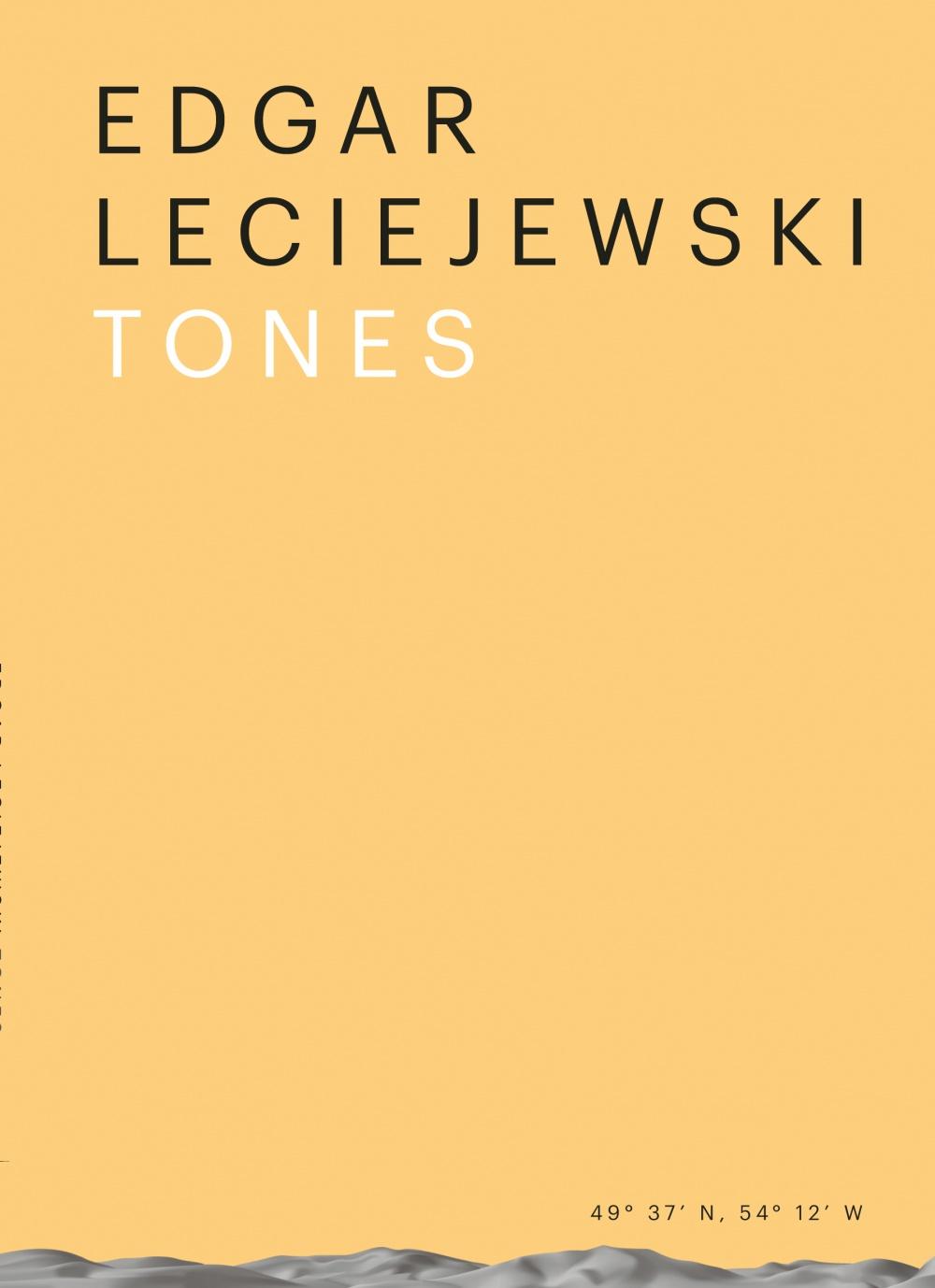 Edgar Leciejewski: Tones
