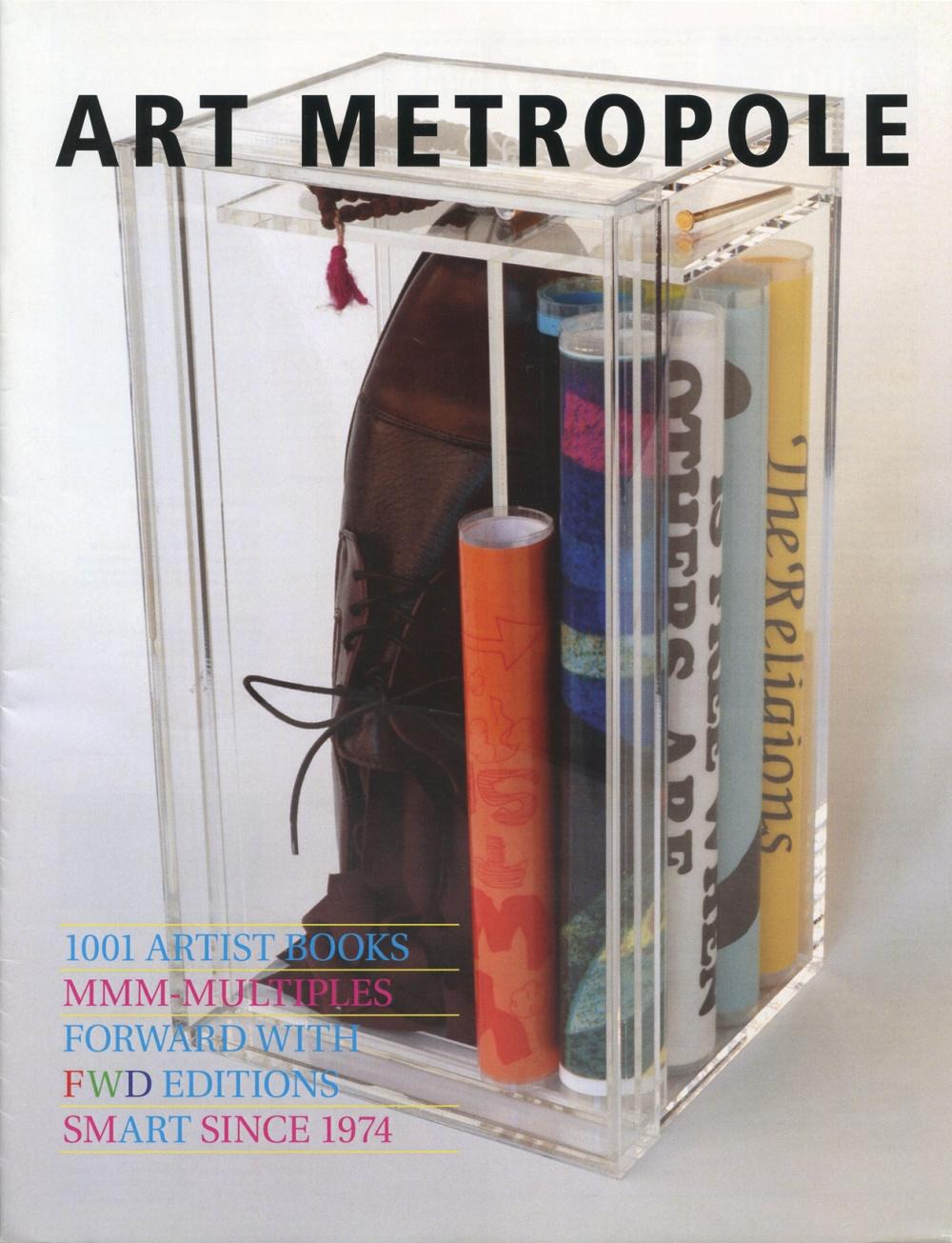 AMP0801 Art Metropole Catalogue