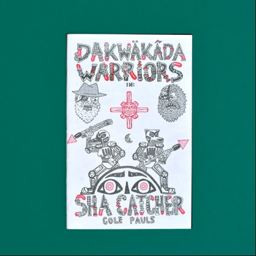 Dakwäkãda Warriors I: Sha Catcher