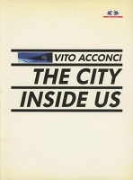 Vito Acconci: The City Inside Us