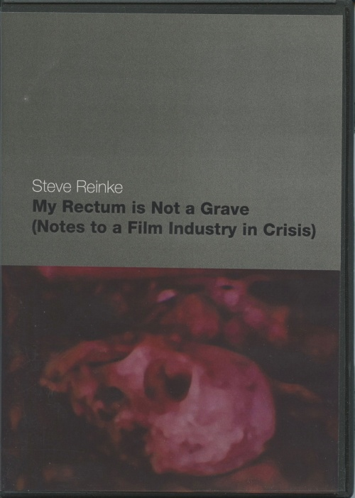 AMP0705 My Rectum is Not a Grace (Notes to a Film Industry in Cr