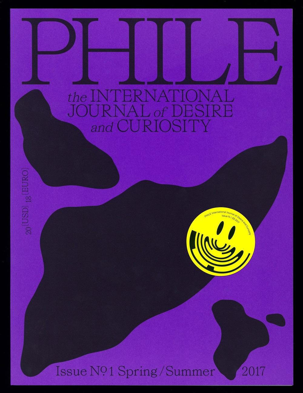 Phile Magazine Issue 1