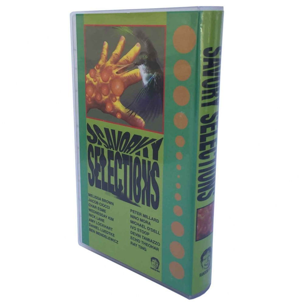 SAVORY SELECTIONS - VHS