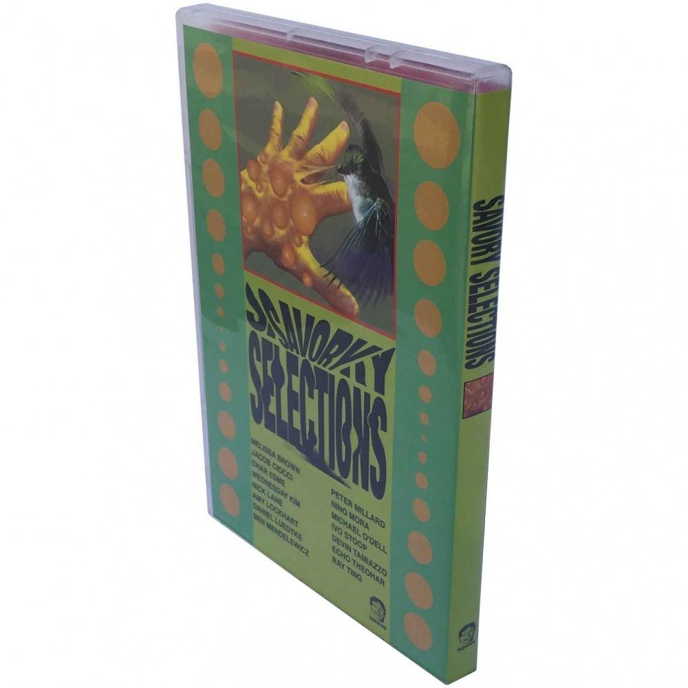 SAVORY SELECTIONS - DVD
