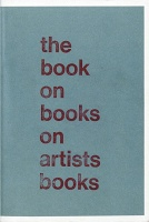 Arnaud Desjardin: The Book on Books on Artists' Books