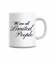 we are all limited people